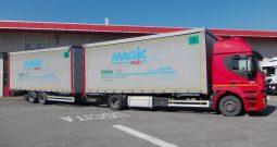 Motrice + Biga Granvolume- Iveco 190S42 + Gelasch  – 365569