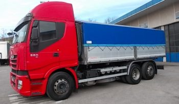 IVECO STRALIS AS 260S56 Y/PS – 20918 full