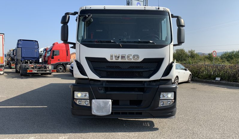 IVECO STRALIS AT260S40 T/P full