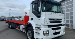 IVECO STRALIS AS260S31 Y/PS  CARRELLONE