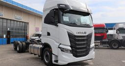 IVECO AS260S48Y/FS S-WAY – EURO 6 – 3 ASSI – NUOVO