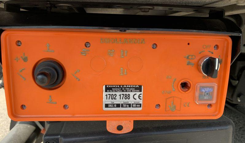 IVECO DAILY 35C16 BOX+SPONDA full