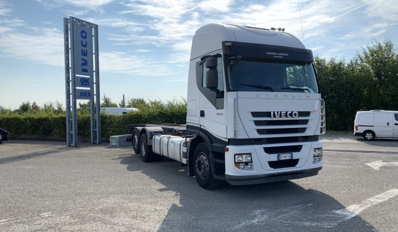 IVECO STRALIS AS260S45 F/P – 21571 full