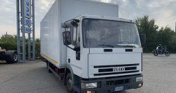 IVECO EUROCARGO 75E15 BOX + SPONDA – 333640