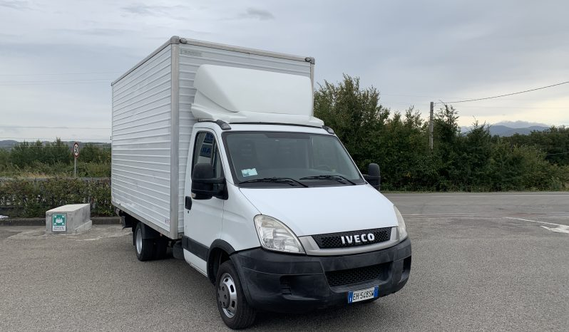 IVECO DAILY 35C14 BOX + SPONDA – 453043 full