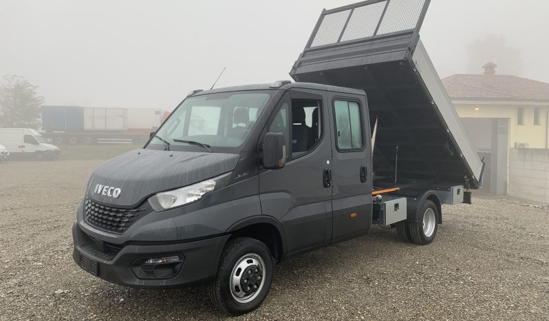 IVECO DAILY 35C14H D RIBALTABILE TRILATERALE – 367941 full