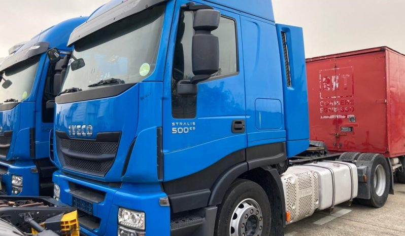 IVECO STRALIS AS440S50 full