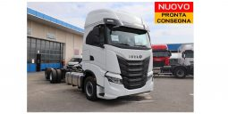 IVECO AS260S48Y/FS S-WAY – EURO 6 – 3 ASSI – NUOVO – 805492