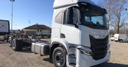 IVECO S-WAY – AT260S36Y/PS – MOTRICE 3 ASSI – NUOVO PRONTA CONSEGNA – 564879